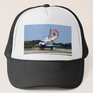 Space Shuttle Discovery Coming Home Trucker Hat
