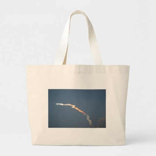 Space Shuttle Discovery Launch Bags