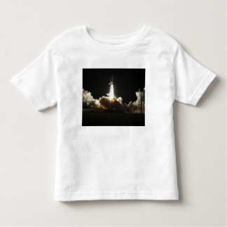 Space shuttle Discovery lifts off T-shirt
