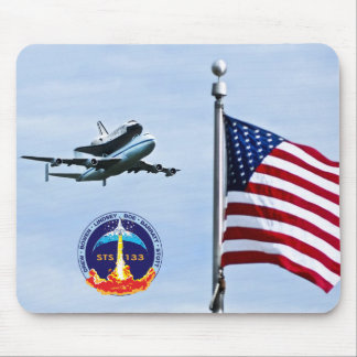 Space Shuttle Discovery Mousemat