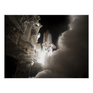 Space Shuttle Discovery Posters