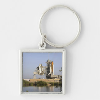 Space Shuttle Discovery sits ready 3 Keychain
