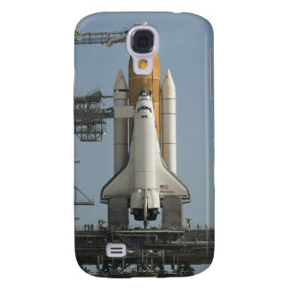 Space Shuttle Discovery sits ready Galaxy S4 Cases