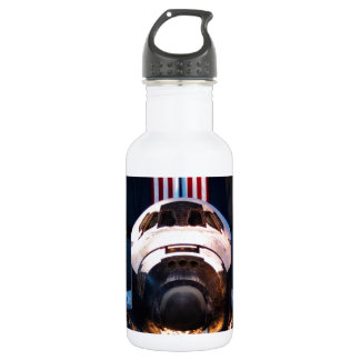 Space Shuttle Discovery Stainless Steel Water Bottle