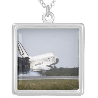Space Shuttle Discovery touches down 2 Custom Jewelry