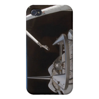 Space Shuttle Discovery's payload bay 2 iPhone 4/4S Cover