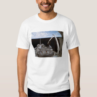 Space Shuttle Discovery's payload bay 2 T Shirt
