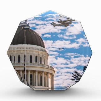 Space Shuttle Endeavor Acrylic Award