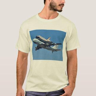 Space Shuttle Endeavor Ferry Flight Shirt