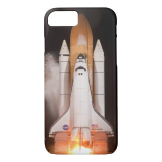 Space Shuttle Endeavor Lifts Off iPhone 8/7 Case