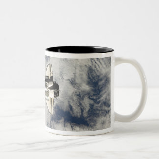 Space Shuttle Endeavour 12 Two-Tone Coffee Mug