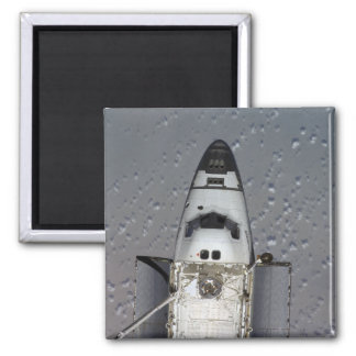 Space Shuttle Endeavour 14 2 Inch Square Magnet