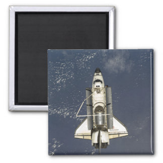 Space Shuttle Endeavour 16 2 Inch Square Magnet