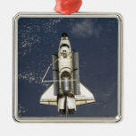 Space Shuttle Endeavour 16 Christmas Tree Ornaments