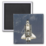 Space Shuttle Endeavour 16 Refrigerator Magnets