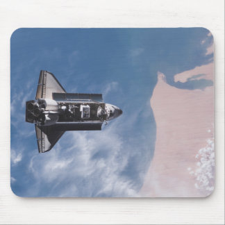 Space Shuttle Endeavour 19 Mouse Pad