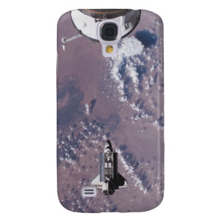 Space Shuttle Endeavour 20 Galaxy S4 Cover