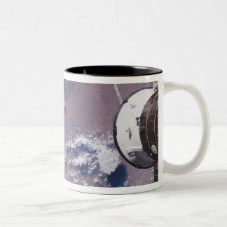 Space Shuttle Endeavour 20 Two-Tone Coffee Mug