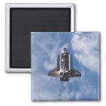 Space Shuttle Endeavour 22 Refrigerator Magnet