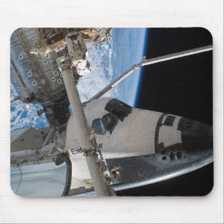 Space Shuttle Endeavour 23 Mouse Pad