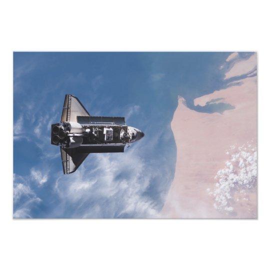 Space Shuttle Endeavour 23 Photo Print
