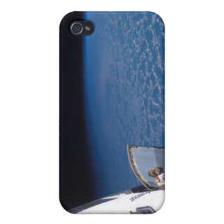 Space Shuttle Endeavour 24 Cover For iPhone 4