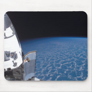 Space Shuttle Endeavour 24 Mouse Pad
