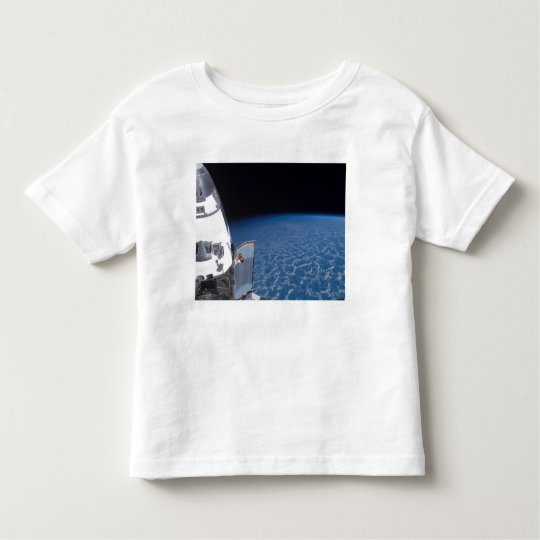 Space Shuttle Endeavour 24 Toddler T-shirt