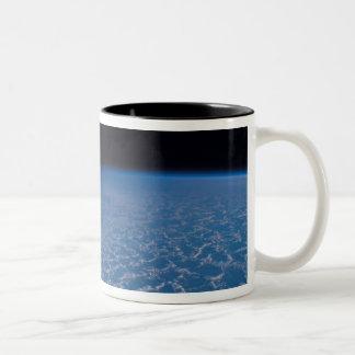Space Shuttle Endeavour 24 Two-Tone Coffee Mug