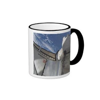 Space Shuttle Endeavour 25 Ringer Coffee Mug
