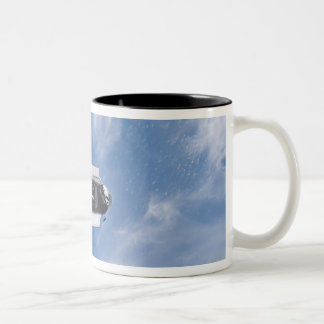 Space Shuttle Endeavour 26 Two-Tone Coffee Mug