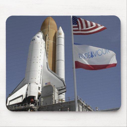 Space Shuttle Endeavour 2 Mousepads