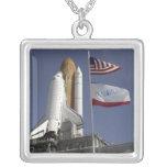 Space Shuttle Endeavour 2 Necklaces