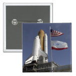 Space Shuttle Endeavour 2 Pinback Buttons