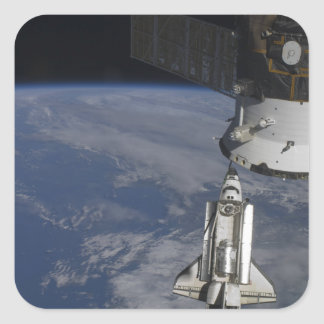 Space shuttle Endeavour 2 Sticker