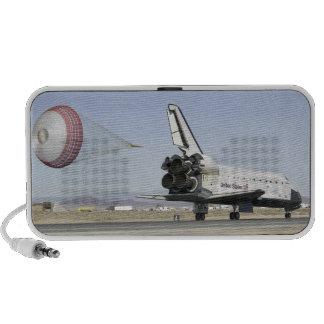 Space Shuttle Endeavour 4 Travel Speaker