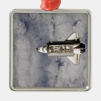 Space Shuttle Endeavour 6 Metal Ornament