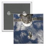 Space Shuttle Endeavour 8 Pinback Button