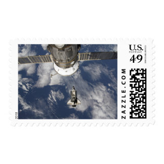 Space Shuttle Endeavour 8 Postage