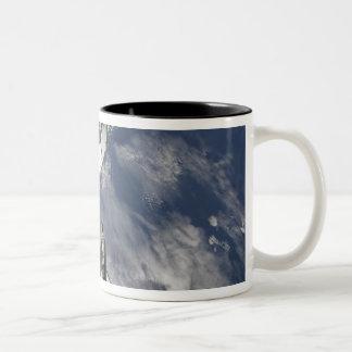Space Shuttle Endeavour 8 Two-Tone Coffee Mug