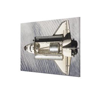 Space Shuttle Endeavour 9 Canvas Print