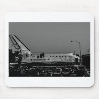Space Shuttle Endeavour at The Forum Mouse Pad