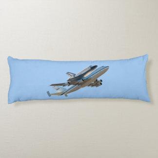 Space shuttle Endeavour Body Pillow