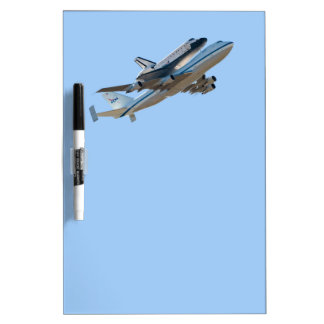 Space shuttle Endeavour Dry-Erase Board