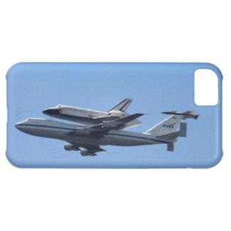 Space Shuttle Endeavour Final Flight iPhone Case