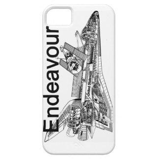 Space Shuttle Endeavour iPhone SE/5/5s Case