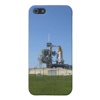 Space shuttle Endeavour is framed by a windsock Case For iPhone SE/5/5s