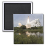 Space Shuttle Endeavour lifts off 7 Magnets