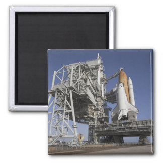 Space shuttle Endeavour Refrigerator Magnets