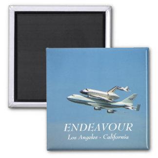 Space Shuttle Endeavour Magnet! Magnet